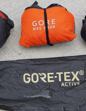 Castelli, Gore and 7Mesh all have rain jackets made of Gore's latest wonder material