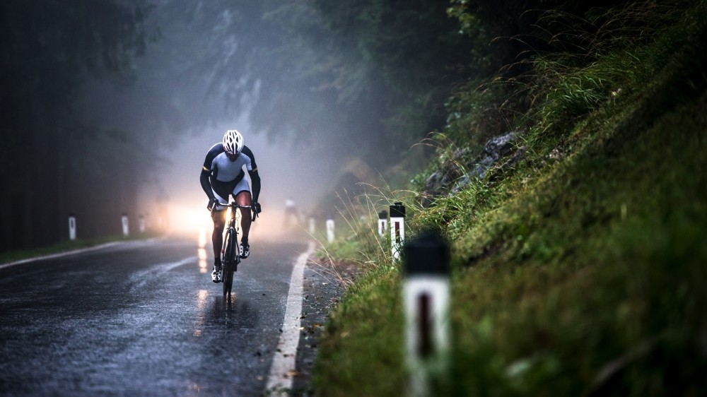 Skip a cold weekend ride and you could miss a lot of weekends