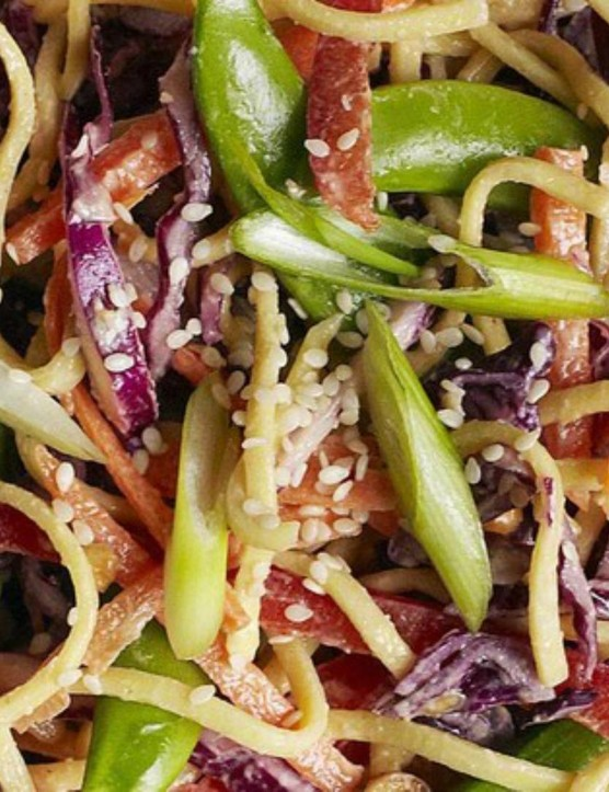 Boost your veg intake with this colourful salad