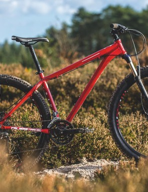 Calibre's Rake is an awesome trail bike for the money
