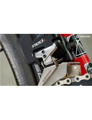SRAM's eTap becomes so natural you're left wondering why anyone would want it any other way