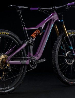 At the top of the range is the M-LTD, which is dripping in bling bling kit. This model will set you back £6,899