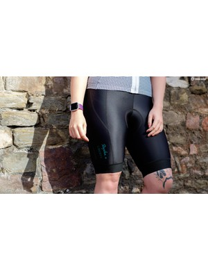 The Rapha Souplesse bib shorts scored a decent three-star rating in our women's bib shorts group test