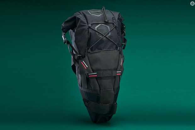 The Rapha + Apidura Saddle Pack