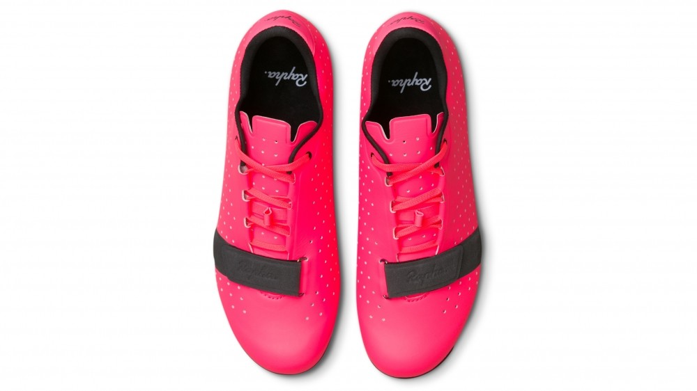 If you'd prefer something lairier, both new shoes are available in high-vis pink