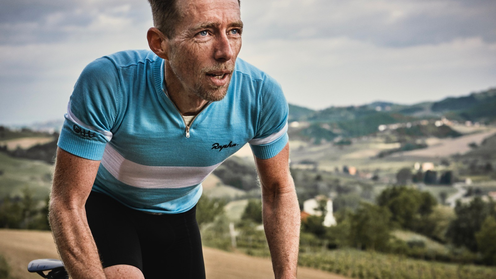Rapha Coppi merino jerseys come in three styles