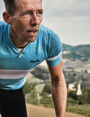 Rapha Coppi merino jerseys come in three styles