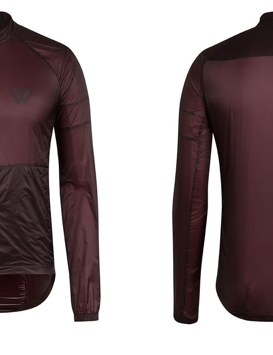 The Rapha Coppi Pack Jacket