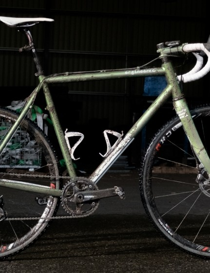 The Engineered Bikes Zondag is the brand's cyclocross speed machine