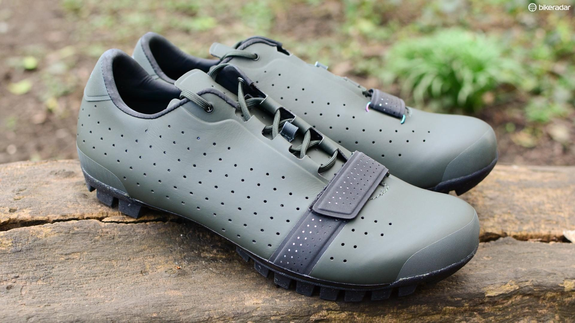 Rapha Explore and Classic shoes first