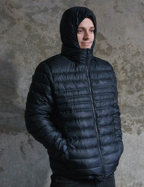 The Rapha Explore Down Jacket
