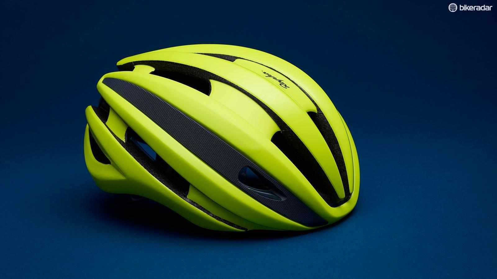 The Rapha Synthe helmet