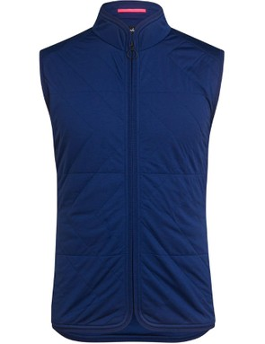 The Rapha Insulated Gilet will keep you warm on your training rides