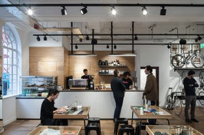 Rapha's marketing strategy involves opening more cafés and clubhouses