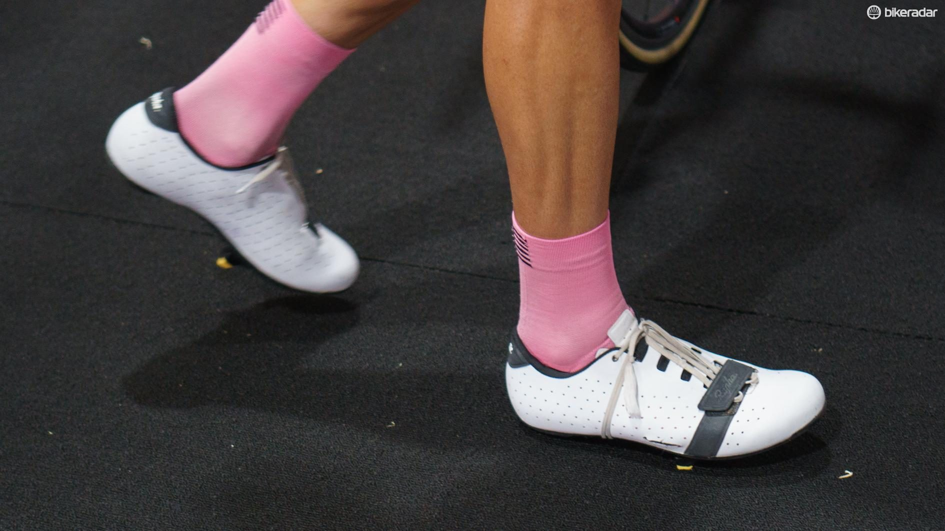 New Rapha lace up road shoes - BikeRadar