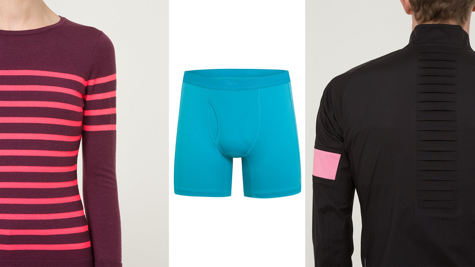Part of Rapha's look for 2017
