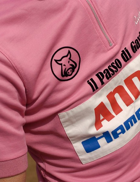 Rapha commemorates Hampsten's Giro d'Italia win