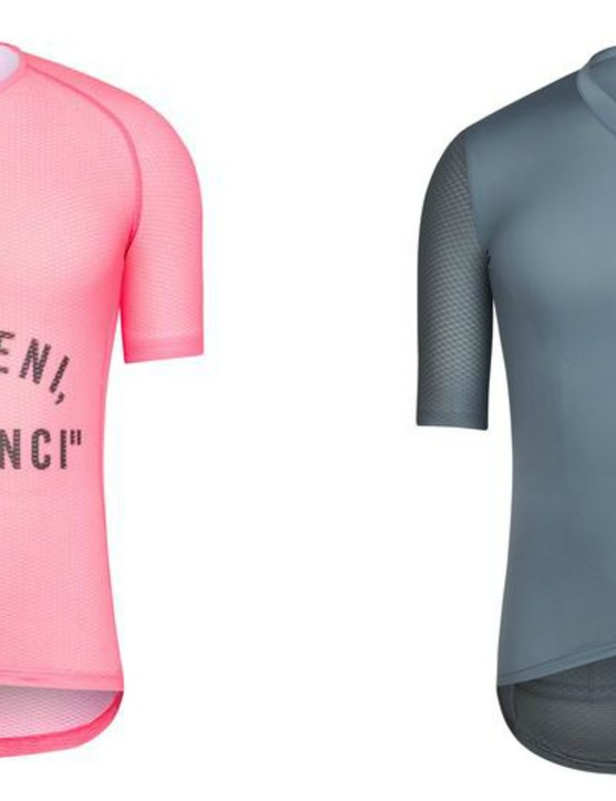 The new short sleeved base layer and Aero Jersey