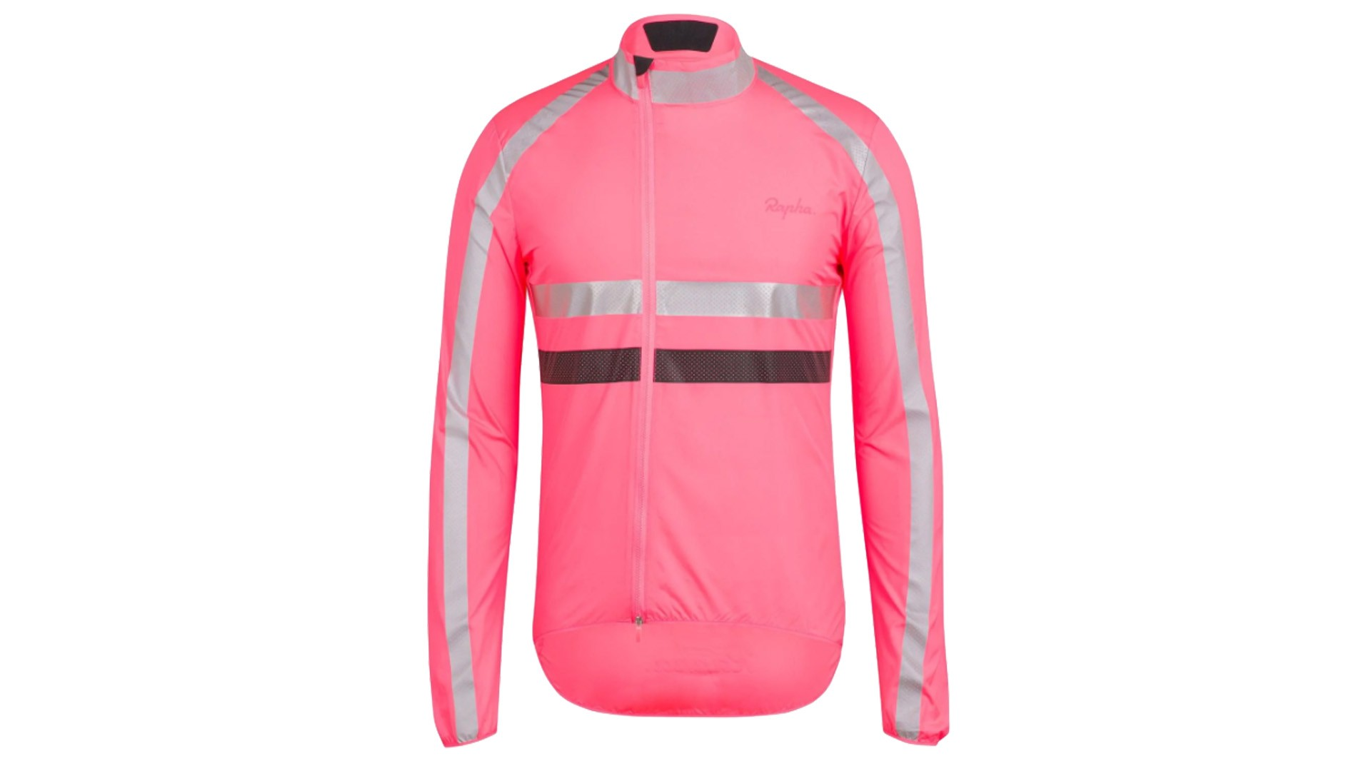 Keep the wind off and keep your visibility up while riding in low light conditions