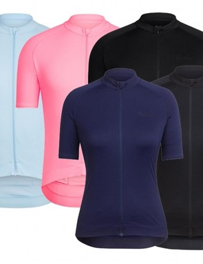 The Core collection jerseys are available in a number of colours