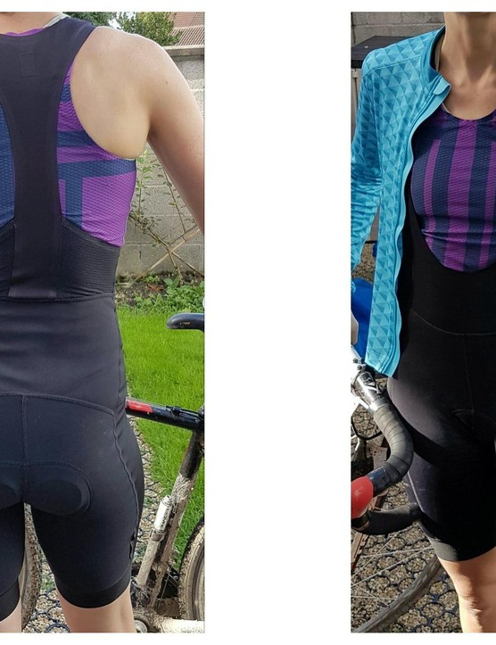 Also joining the range for 'cross season are the Souplesse Thermal Bib Shorts