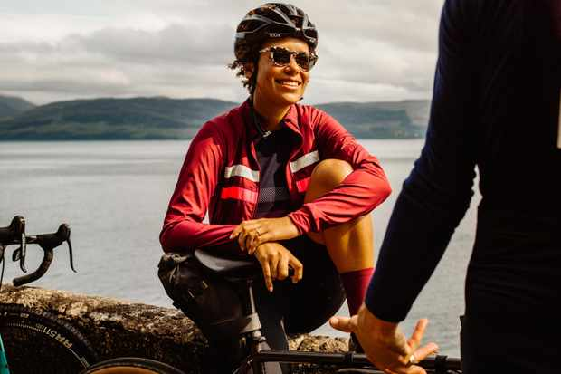 The new Explore Collection from Rapha is designed for adventure riding