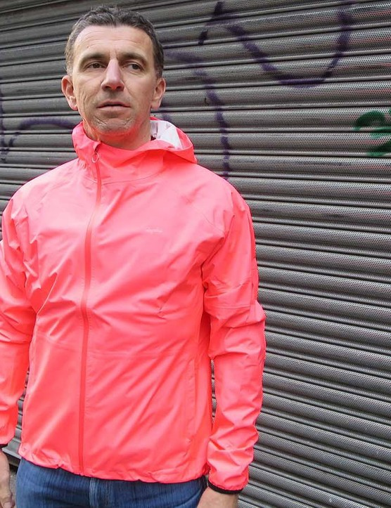 The jacket comes in a men's and women's version, and in a selection of colours