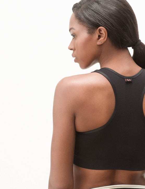The Light sports bra is constructed from a lightweight and breathable wicking fabric