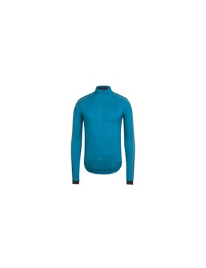 Protect yourself from the wind with this stylish Rapha jacket