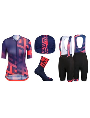 The collection includes the Souplesse jersey that the Canyon//SRAM team will be racing in