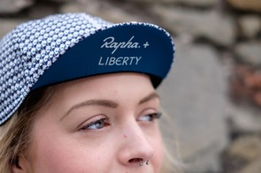 The range is the second and last collection with historic London department store Liberty