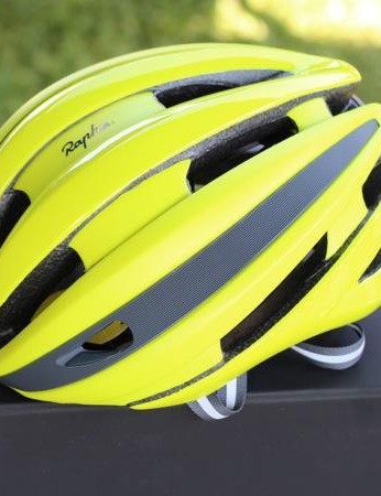 The forthcoming Rapha helmet. Remind you of anything?