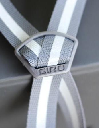 Plenty of Giro logos remain