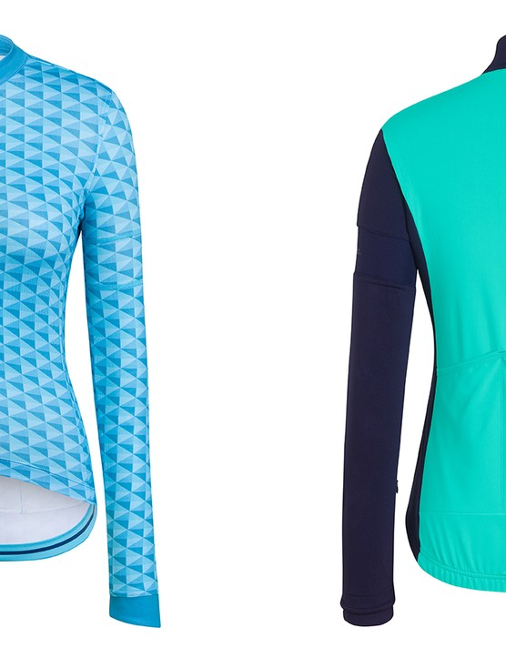 Rapha Women's Cross and Souplesse Jerseys