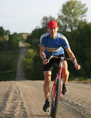 Rawland Cycle owner Sean Virnig.