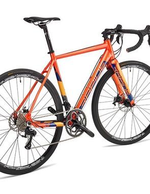 Rapide's top-of-the-range RL3 Disc road bike