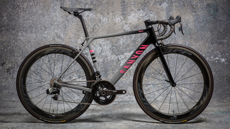 This Rapha Canyon bike is lovely, but invitation-only