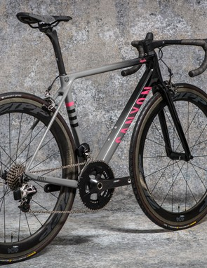 SRAM eTap and Zipps may not qualify as exotic these days, but it's certainly a very desirable build