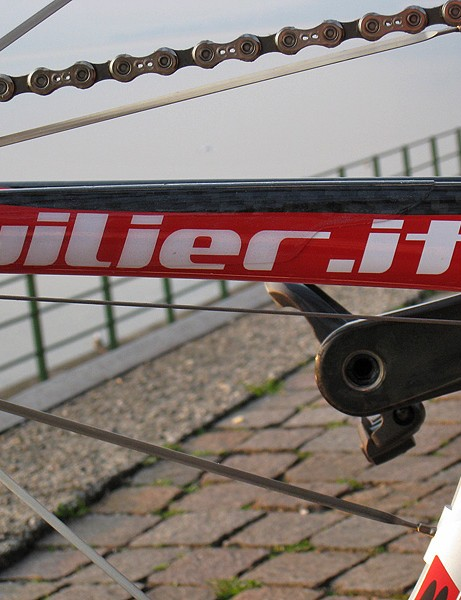 Just in case you can't remember the URL for Wilier's web site