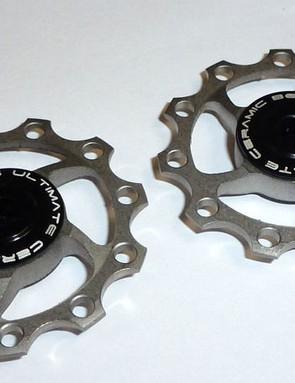 £150, ceramic jockey wheels? Sure
