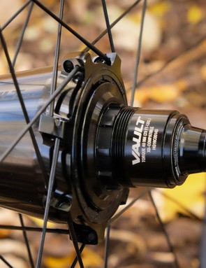 The Vault rear hub is a step up for Race Face