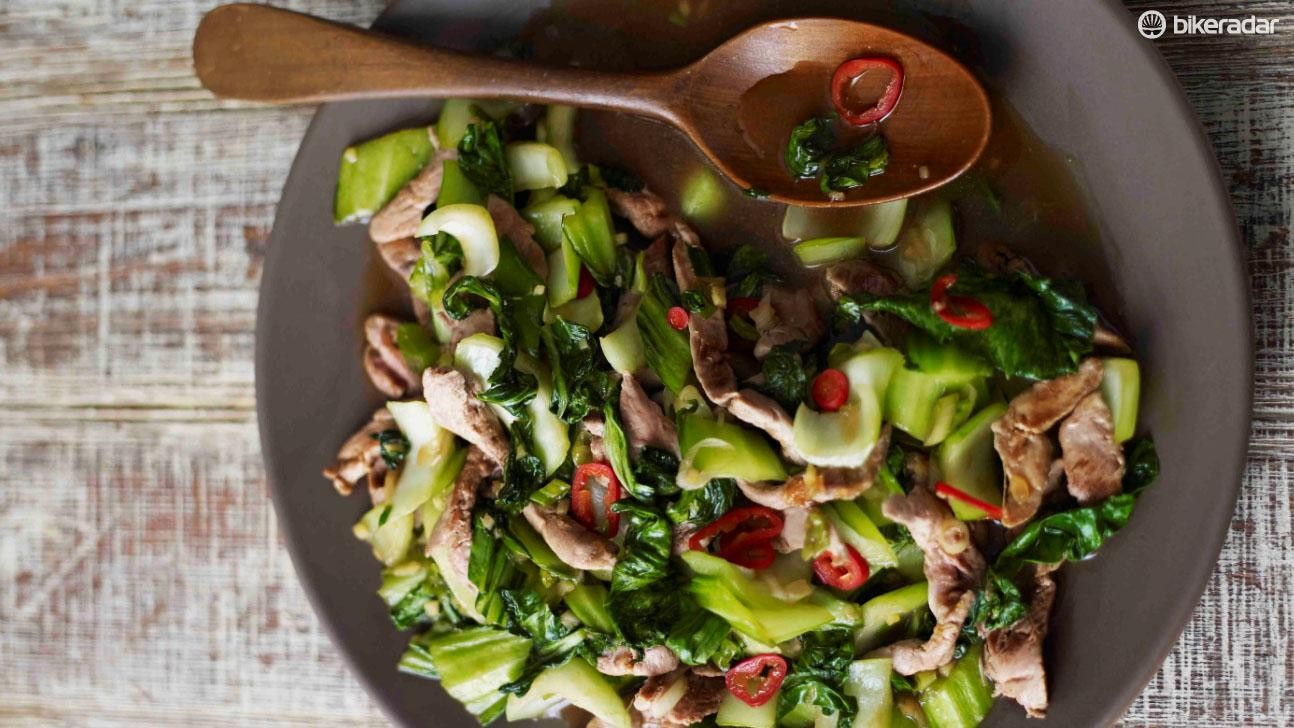 Rich and satisfying, you can serve this with rice or noodles for a more filling meal