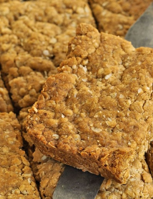The original, the best - it's hard to go wrong with a classic flapjack