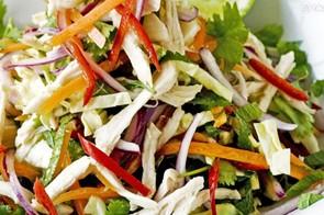 Fresh, tasty and packed full of veggies