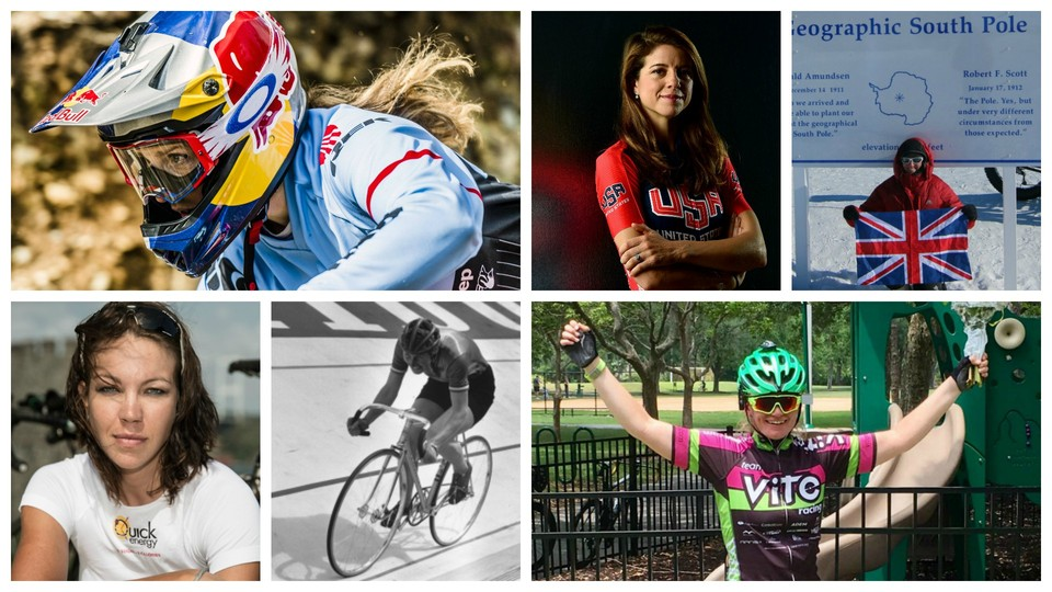 6ee2cf8a69f The female cyclists who broke world records and clocked up world firsts
