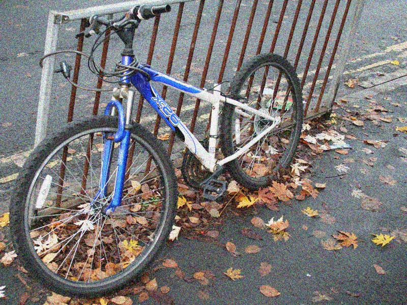 Why not hand over that unloved hack bike or cheap and cheerful hybrid you bought years ago.