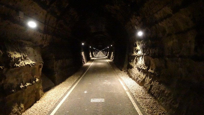 The Combe Down section of the Two Tunnels