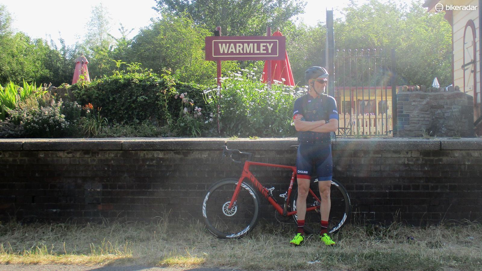 Rob Spedding, the commuting 1-percenter