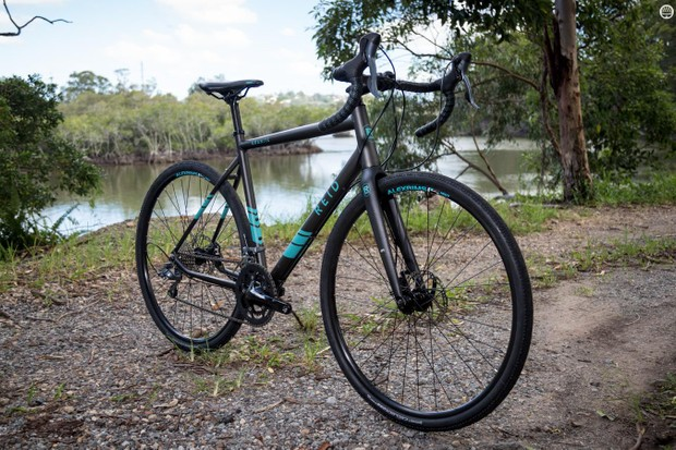 Reid Cycles' Granite is a capable budget gravel bike, and will also make a sturdy commuter