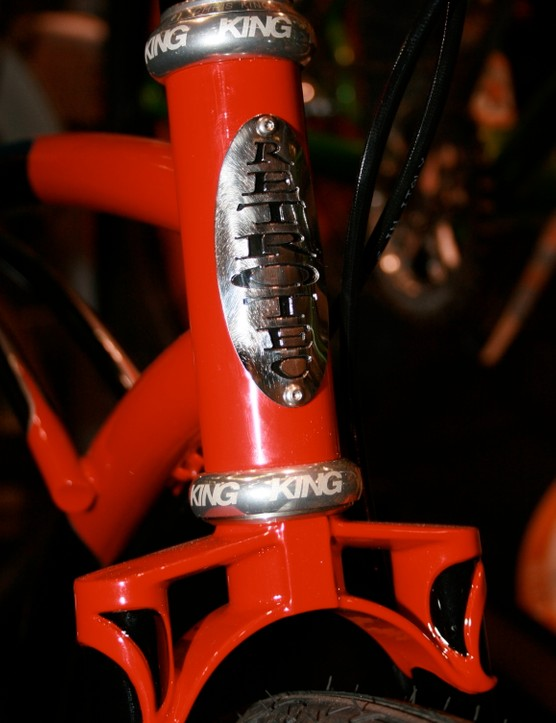 Retrotec fork crown.